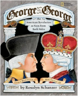 George Washinton bookcover