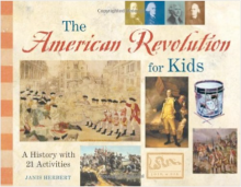 revolution for kids bookcover