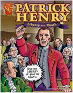Patrick Henry bookcover