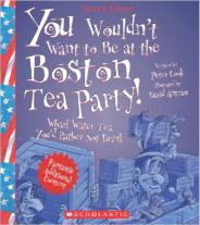 Boston Tea Party bookcover