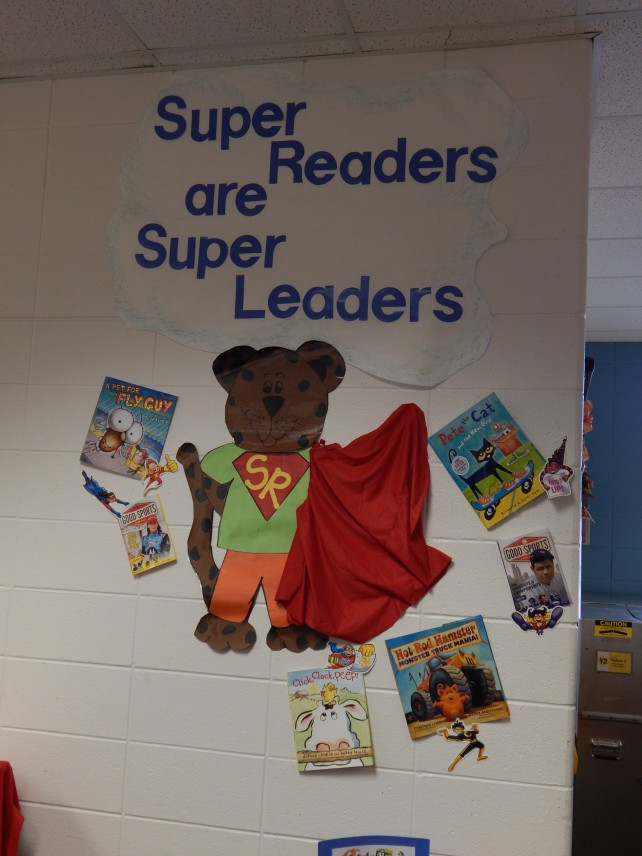 Super Readers are Super Leaders